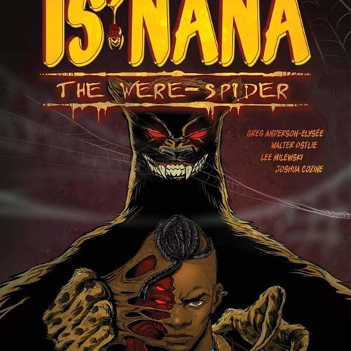 Is'nana the Were-Spider