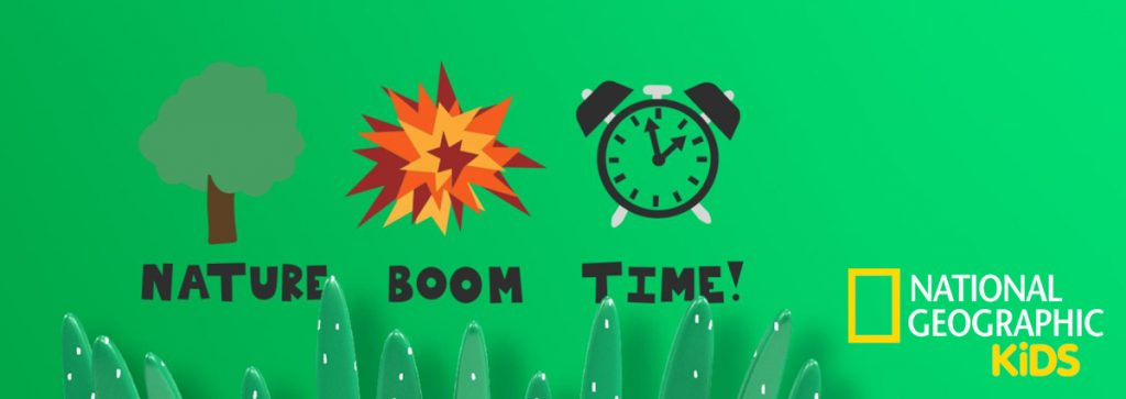 Nature Boom Time! from National Geographic Kids